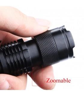 Малко LED фенерче 1000lm Q5 - 5