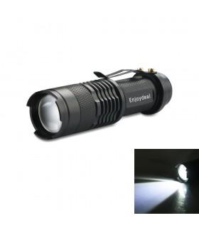Малко LED фенерче 1000lm Q5 - 8