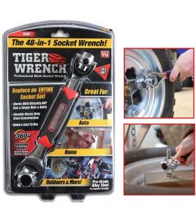 Универсален звездогаечен ключ Tiger Wrench 48 в 1 - 1