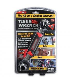 Универсален звездогаечен ключ Tiger Wrench 48 в 1 - 3