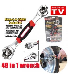 Универсален звездогаечен ключ Tiger Wrench 48 в 1 - 2