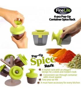 Сет за подправки Pop up Spice Rack
