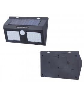 Водоустойчива външна соларна лампа с 40 диода и датчик за движение - 10