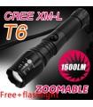 Cree Led фенер със ZOOM 1600 LM
