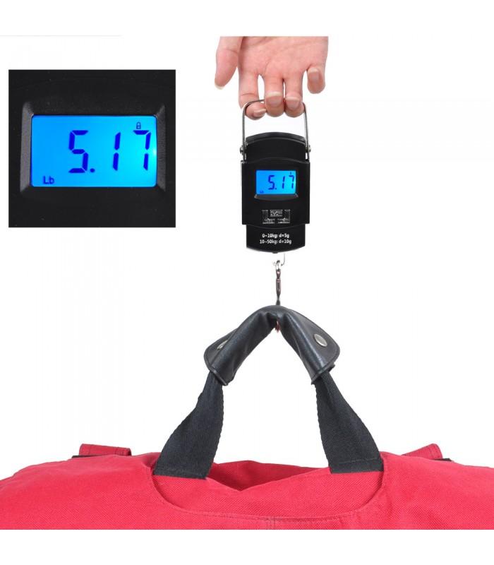 Електронно кантарче до 50 кг. - 2