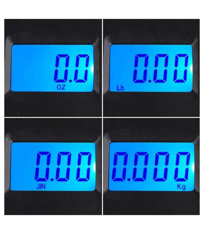 Електронно кантарче до 50 кг. - 6