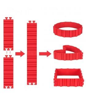 Модулна силиконова форма 4 части
