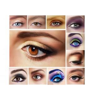 Палитра сенки за очи 120 цвята - 4