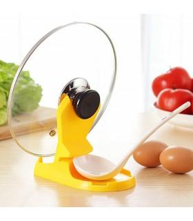 Кухненска поставка за капак и лъжица - 2