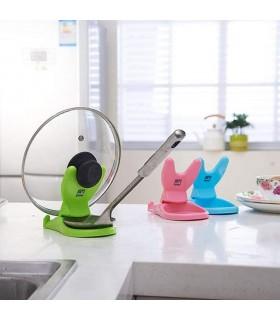 Кухненска поставка за капак и лъжица - 5