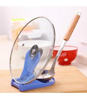 Кухненска поставка за капак и лъжица - 6