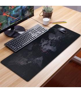 Голяма подложка за бюро/мишка Карта на света - 4