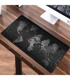 Голяма подложка за бюро/мишка Карта на света - 10
