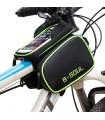 """Чантичка за рамка на велосипед с отделение за телефони до 6.2"""""""
