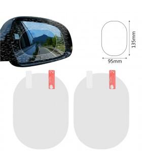 Протектор против замъгляване на страничните автомобилни огледала - 3