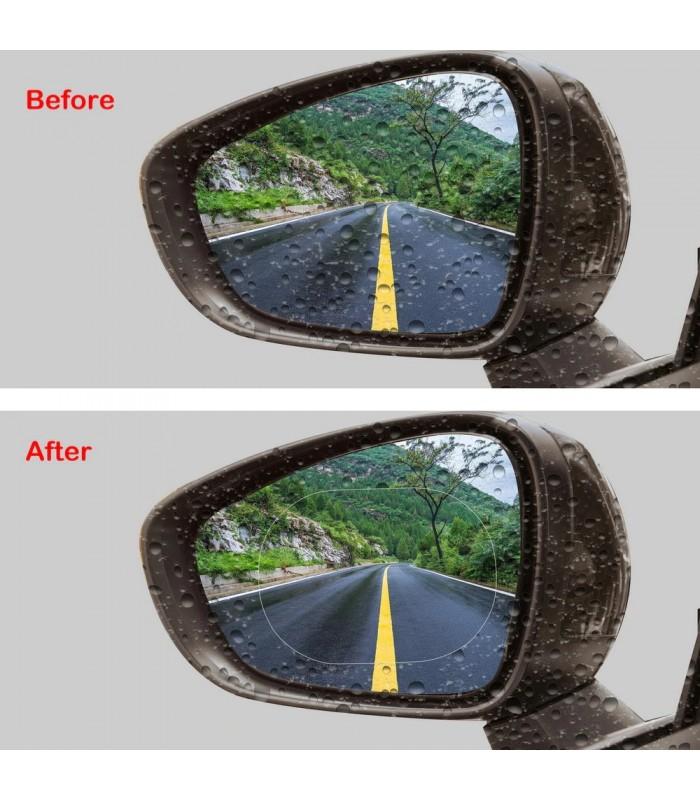 Протектор против замъгляване на страничните автомобилни огледала - 2