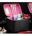 Козметичен куфар с дръжка - модел 2163