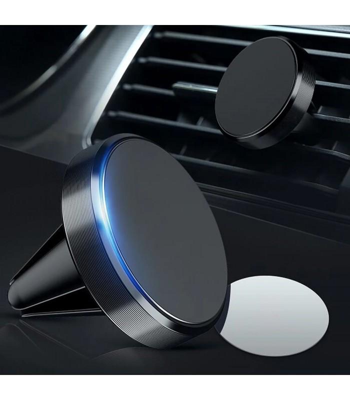 Магнитна стойка за телефон за решетка на парно за кола - 8
