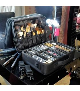 Професионален куфар-органайзер за козметика - 1