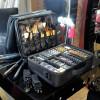 Професионален куфар-органайзер за козметика