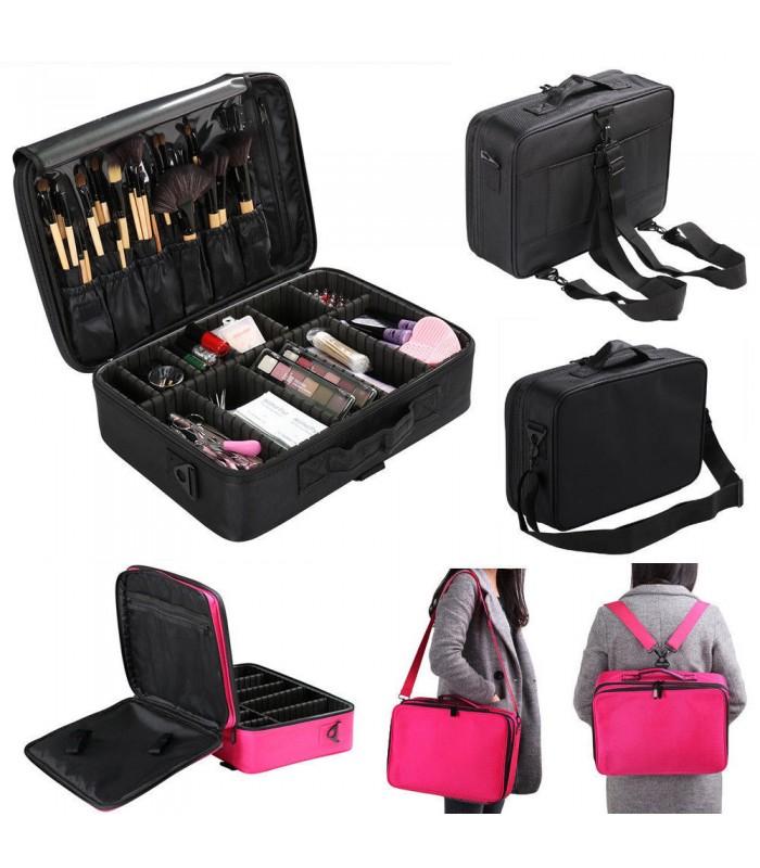 Професионален куфар-органайзер за козметика - 10