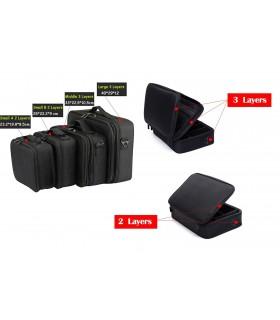 Професионален куфар-органайзер за козметика - 12