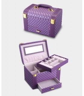 Куфар с дръжка за козметика - модел 1123 - 10