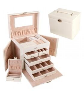 Куфарче за бижута с чекмеджета - модел 1119 - 6