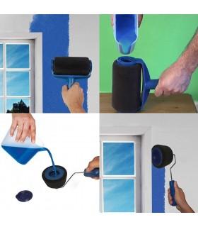 Голям + малъм валяк за боядисване с резервоар - 25