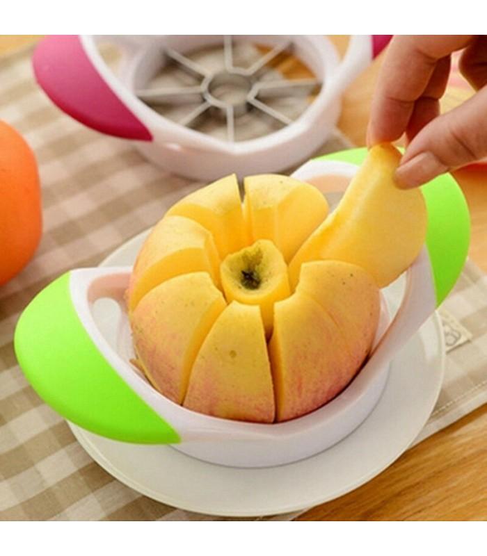 Нож за рязане на ябълки на еднакви резенчета - 4