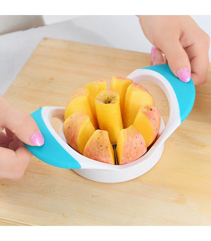 Нож за рязане на ябълки на еднакви резенчета - 3