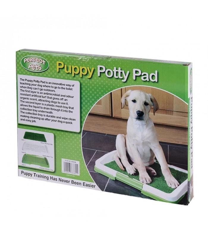 Кучешка тоалетна с изкуствена трева - 7