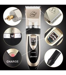 Безжична машинка за подстригване на кучета и котки - 3