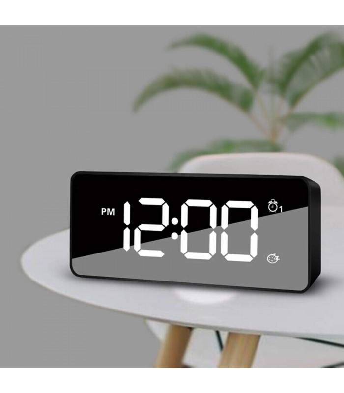 Настолен огледален часовник - 6