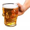 Халба за бира Череп