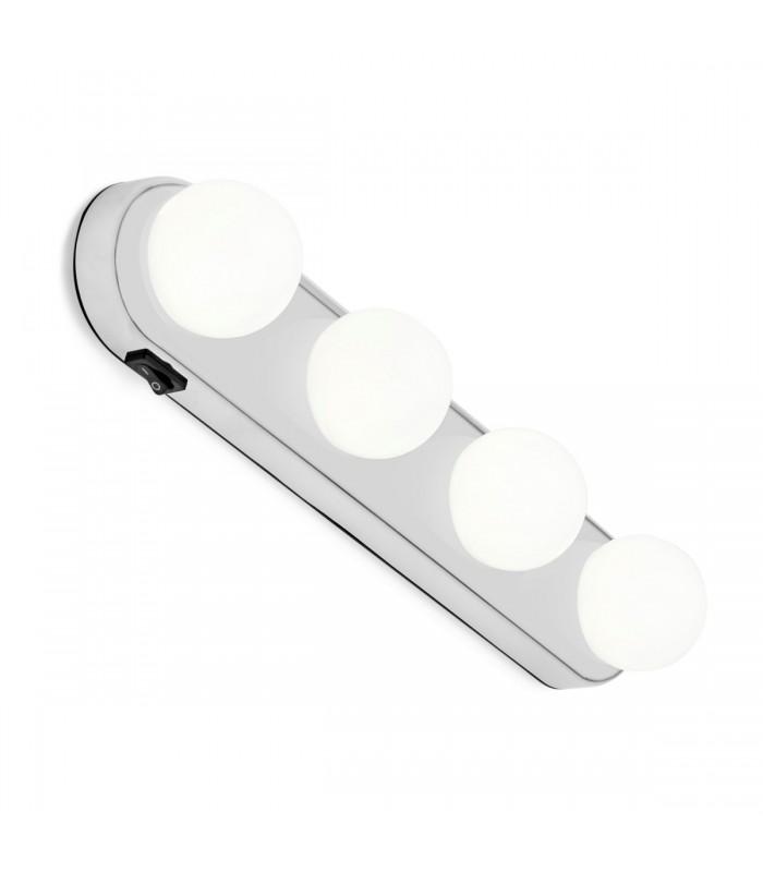 4 LED лампи за огледало Studio Glow - 5