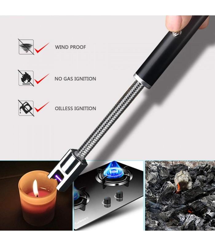 USB запалка с волтова дъла и гъвкав накрайник - 1