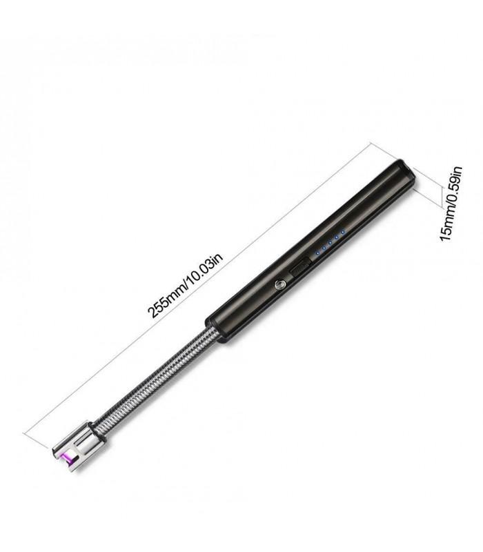 USB запалка с волтова дъла и гъвкав накрайник - 8
