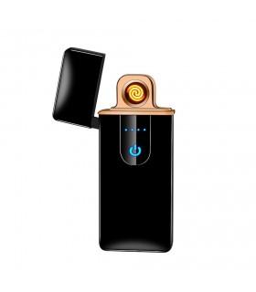 Ветроустойчива USB запалка с тъч бутон - модел 006 - 4