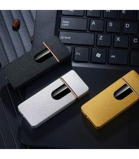 Ветроустойчива USB запалка с тъч бутон - модел 006 - 7