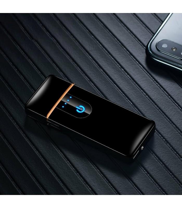 Ветроустойчива USB запалка с тъч бутон - модел 006 - 8