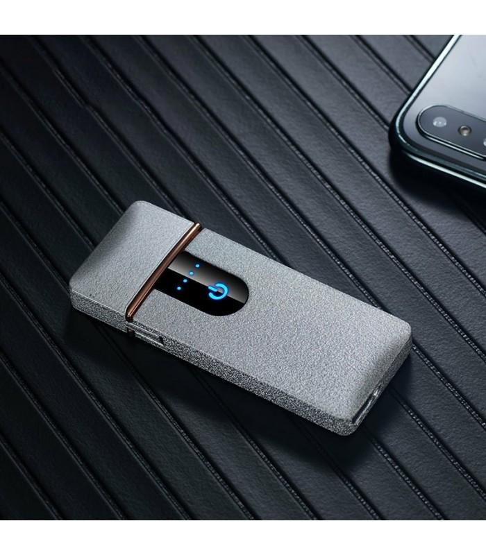 Ветроустойчива USB запалка с тъч бутон - модел 006 - 6