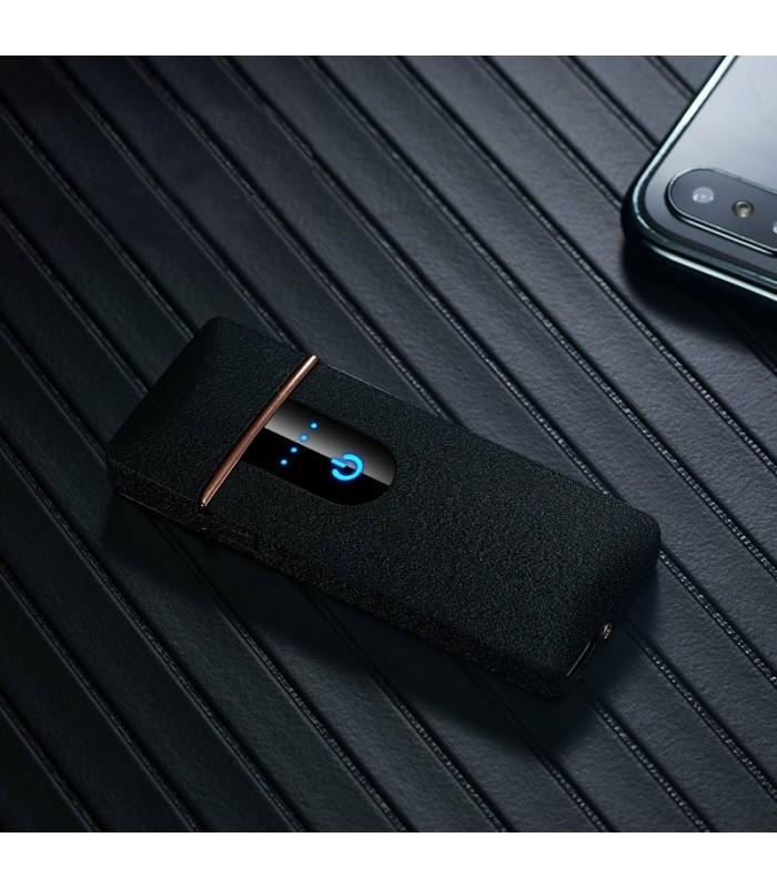 Ветроустойчива USB запалка с тъч бутон - модел 006 - 5