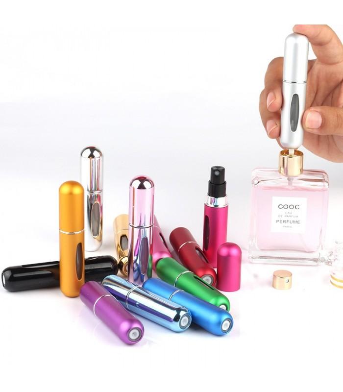 Презареждащ спрей бутилка/флакон за парфюм - 3