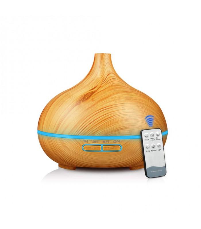 Арома дифузер с етерични масла за ароматерапия - 10
