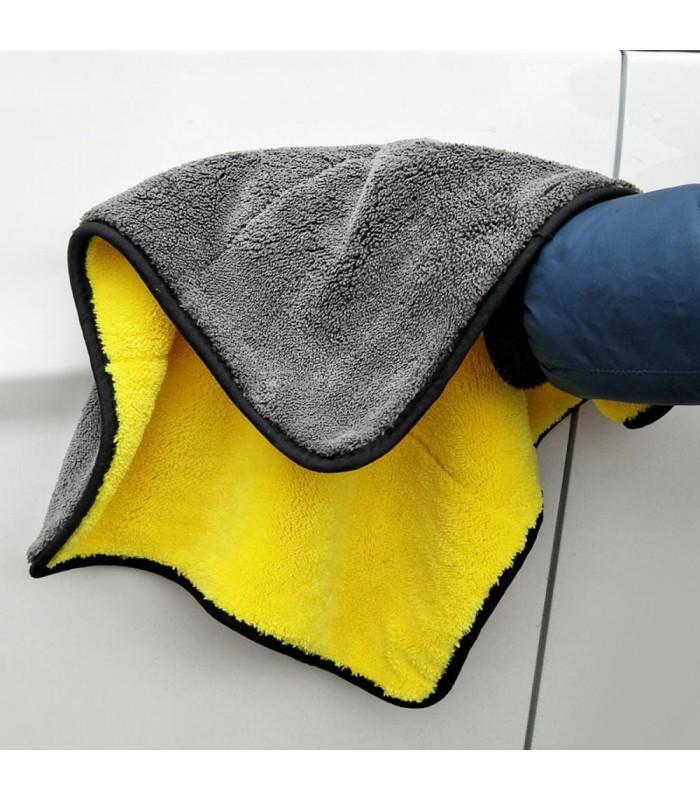 Дебела микрофибърна кърпа 30х60 см - 6