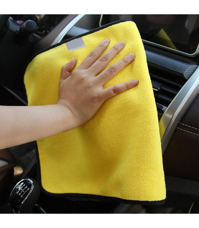 Дебела микрофибърна кърпа 30х60 см - 1