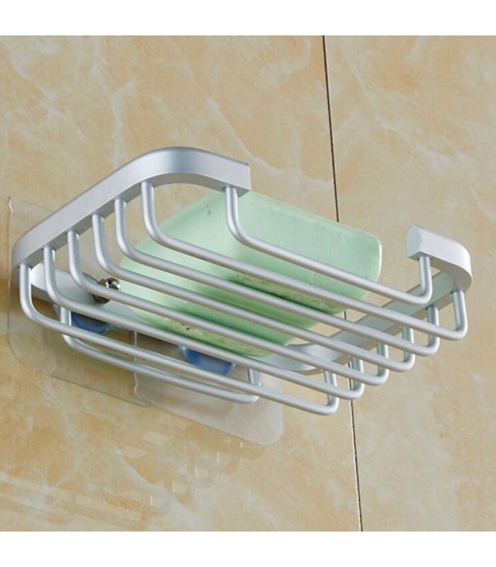 Поставка за сапун за баня БЕЗ ПРОБИВАНЕ - 2