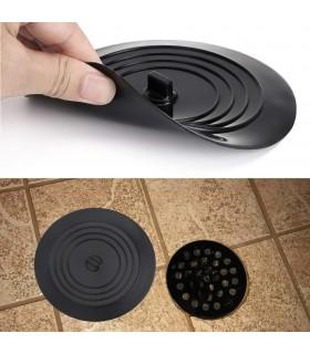 Силиконов капак за сифон в банята или кухнята