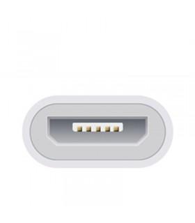 Преходник Micro USB към Iphone 5 6 7 и 8 - 2
